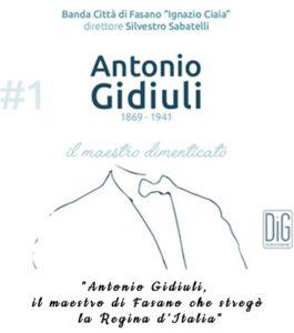 Antonio Gidiuli CD1